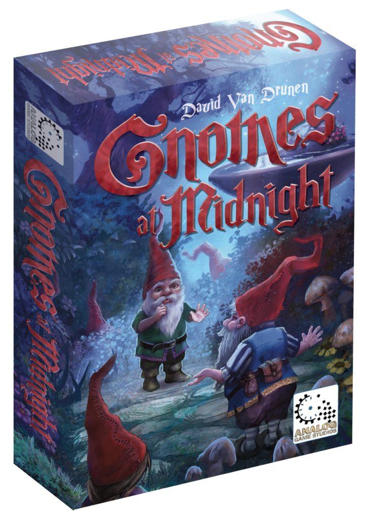 Board Game Box of Gnomes at Midnight