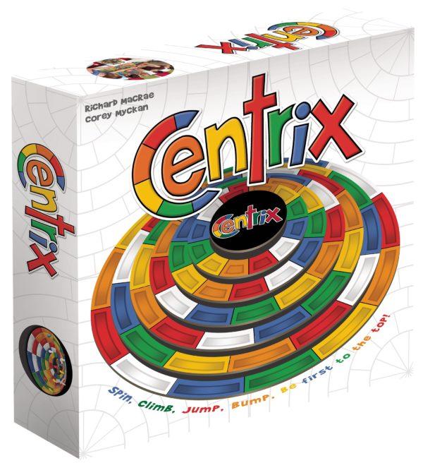 Board Game Box of Centrix