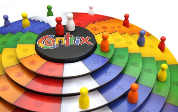 Centrix Family Game