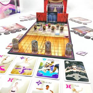 🩰 On Pointe: The Ballet Board Game 🩰