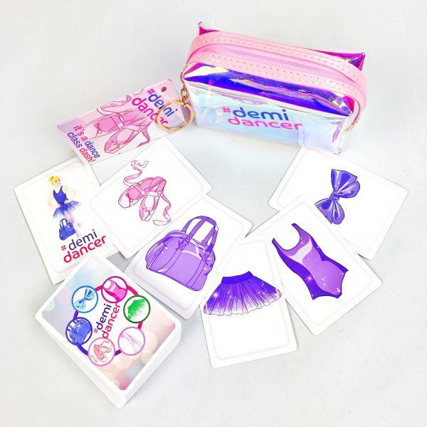 Cards and Bag for #demidancer