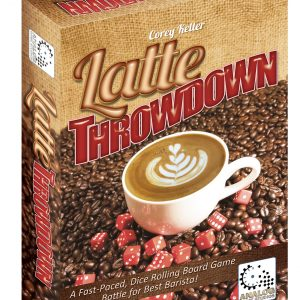 🎲 ☕️ 🎲 Latte Throwdown 🎲 ☕️ 🎲